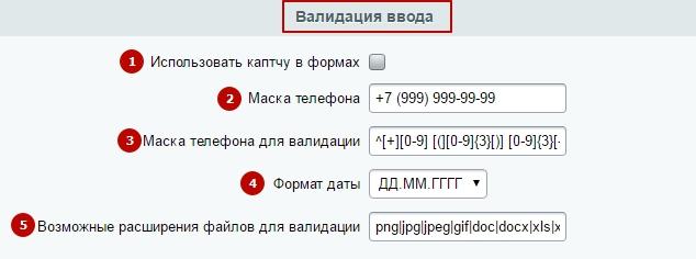 Регулярное выражение для проверки телефона битрикс доработка crm системы